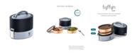 VAYA LLC Vaya Tyffyn 600 Black Lunch Box without bagmat - 20 oz