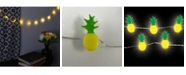 Brewster Home Fashions Pineapple String Lights Set Of 2