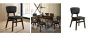 Furniture of America Jaykub Mid-Century Modern Dining Chair (Set of 2)
