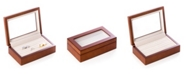 Bey-Berk Wood Cufflink Box