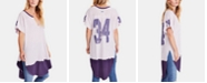 Free People Colorblocked Varsity Tunic