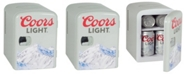 Coca-Cola Coors Light Personal Beverage Fridge