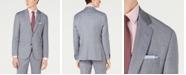 Hugo Boss Hugo Boss Men's Modern-Fit Mini-Grid Jacket