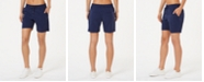 """Ideology 7"""" Woven Shorts, Created for Macy's"""