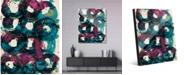 "Creative Gallery Universe Gamma Abstract 20"" x 24"" Acrylic Wall Art Print"