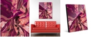 "Creative Gallery Neuro Delta Abstract 16"" x 20"" Acrylic Wall Art Print"