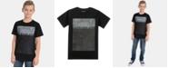 Calvin Klein Big Boys Graphic-Print Cotton T-Shirt