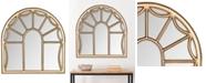 Safavieh Palladian Mirror in Gold