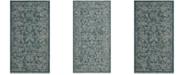 "Safavieh Courtyard Turquoise 2'7"" x 5' Sisal Weave Area Rug"