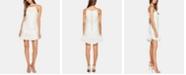 Bardot Piper Crocheted Fit & Flare Dress