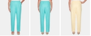 Alfred Dunner Classics  Pull-On Pants