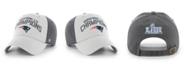 '47 Brand New England Patriots Super Bowl LIII Champ Grit Clean Up Strapback Cap