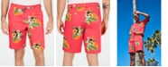"""Club Room Men's Toucan Graphic 9"""" Shorts, Created for Macy's"""
