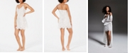 INC International Concepts I.N.C. Ivory Lace Chemise Nightgown, Created for Macy's