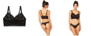 Cosabella Never Say Never Curvy Soft Bra Sweetie, Online Only