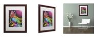 "Trademark Global Dean Russo 'Huh?' Matted Framed Art - 20"" x 16"" x 0.5"""
