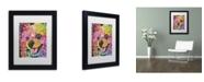 """Trademark Global Dean Russo '15' Matted Framed Art - 11"""" x 14"""" x 0.5"""""""