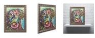"Trademark Global Dean Russo '19' Ornate Framed Art - 20"" x 16"" x 0.5"""