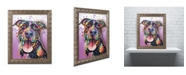 "Trademark Global Dean Russo 'Ms Understood' Ornate Framed Art - 20"" x 16"" x 0.5"""