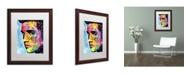 "Trademark Global Dean Russo 'Elvis Presley' Matted Framed Art - 20"" x 16"" x 0.5"""