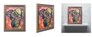 "Trademark Global Dean Russo 'Zen' Ornate Framed Art - 20"" x 16"" x 0.5"""