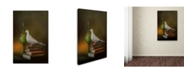 "Trademark Global Jai Johnson 'Read Me A Story' Canvas Art - 24"" x 16"" x 2"""