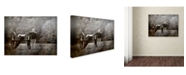 "Trademark Global Jai Johnson 'Remembering' Canvas Art - 19"" x 14"" x 2"""