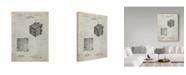 "Trademark Innovations Cole Borders 'Borsum Camera Co Reflex Camera' Canvas Art - 47"" x 35"" x 2"""