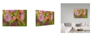 "Trademark Global Cora Niele 'Hello Autumn' Canvas Art - 24"" x 16"" x 2"""