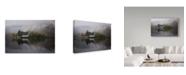 "Trademark Global David Ahern 'Symmetry White House' Canvas Art - 24"" x 2"" x 16"""