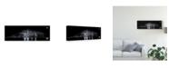 "Trademark Global Jackson Carvalho 'Gotham Cityscape' Canvas Art - 47"" x 2"" x 16"""