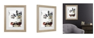 "Trademark Global Ines Kouidis 'Audrey' Matted Framed Art - 16"" x 0.5"" x 20"""