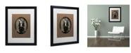 "Trademark Global J Hovenstine Studios 'Mice Series #1' Matted Framed Art - 16"" x 20"" x 0.5"""