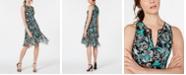 Nanette Lepore Silk Printed Dress