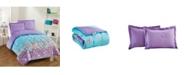 Gizmo Kids Butterfly Dreams 3-Piece Comforter Set, Full