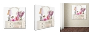 "Trademark Global The Macneil Studio 'Dressing Table Square' Canvas Art - 24"" x 24"" x 2"""