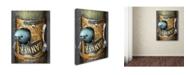 "Trademark Global Jason Limon 'Refusuffix 09' Canvas Art - 19"" x 14"" x 2"""