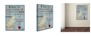 "Trademark Global Tammy Kushnir 'Best Friend' Canvas Art - 32"" x 24"" x 2"""