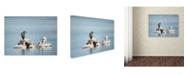 "Trademark Global Jai Johnson 'Support Group' Canvas Art - 24"" x 18"" x 2"""