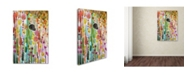 "Trademark Global Sylvie Demers 'Les Moments' Canvas Art - 19"" x 12"" x 2"""
