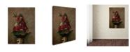 "Trademark Global William Merritt Chase 'Still Life With Hummingbird' Canvas Art - 32"" x 24"" x 2"""