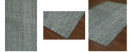 "D Style Cozy Weave Cwv100 Grey 5' x 7'6"" Area Rug"