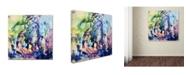 "Trademark Global Natasha Wescoat 'Bethany' Canvas Art - 24"" x 24"" x 2"""