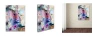 "Trademark Global Natasha Wescoat 'Emergence' Canvas Art - 32"" x 24"" x 2"""