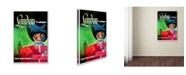 "Trademark Global Vintage Lavoie 'Travel 42' Canvas Art - 47"" x 30"" x 2"""