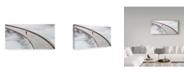 "Trademark Global Mikel Arrizabalaga 'Walking Over The Clouds' Canvas Art - 24"" x 2"" x 12"""