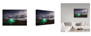 "Trademark Global Nicolas Marino 'Where I Like To Sleep' Canvas Art - 47"" x 2"" x 30"""