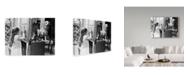 "Trademark Global Jaro Licko 'Say Cheese Dog' Canvas Art - 32"" x 2"" x 24"""