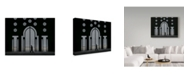 "Trademark Global Nadine Risse 'Decorative Arch' Canvas Art - 24"" x 2"" x 18"""