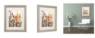 """Trademark Global Sylvie Demers 'Ce Doux Matin' Matted Framed Art - 16"""" x 0.5"""" x 20"""""""